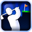Super Stickman Golf app